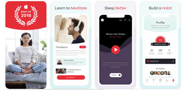 Ten Percent Happier Meditation app