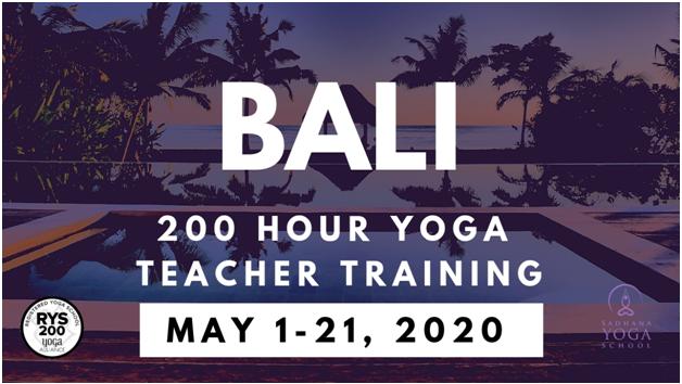 200 YTT in Bali