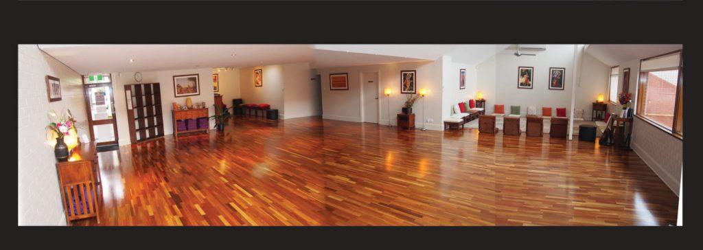 ASMY Adelaide studio - Australian School of Yoga and Meditation