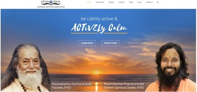 Australia Kriya Yoga Association