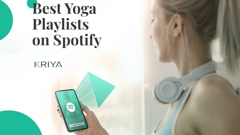 Best Yoga Playlists on Spotify