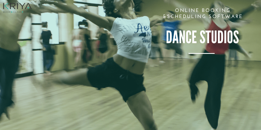 Dance Studio Classes Software and Booking System