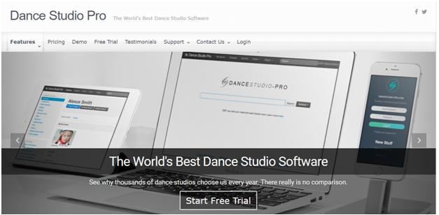 Dance studio pro