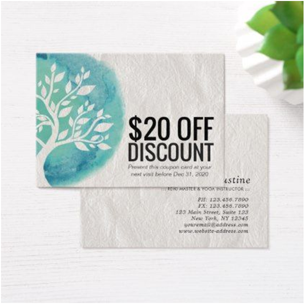 Discounts vouchers and coupons for Yoga