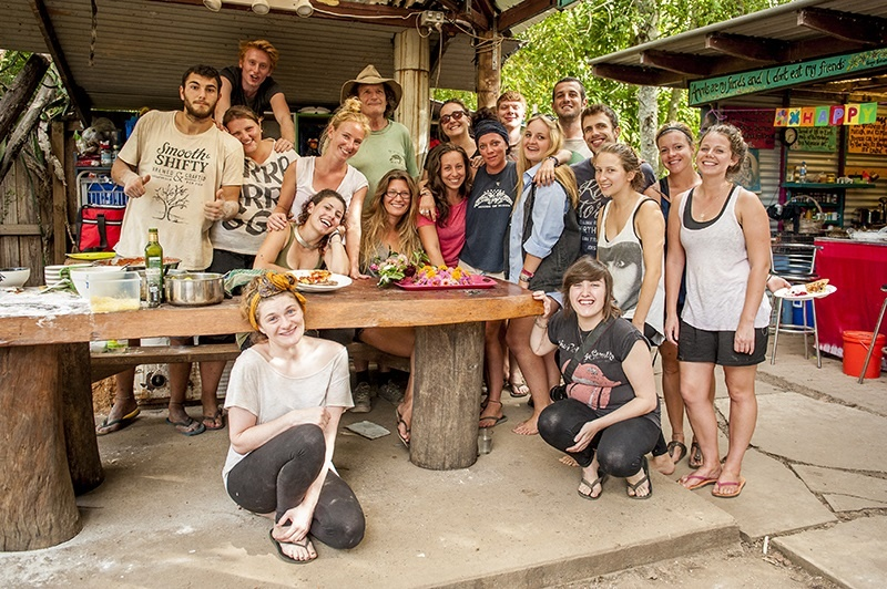 Eco Yoga Community Willing workers on organic farms in Sydney