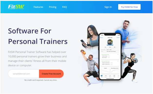 FitSW fitness software