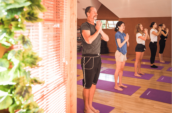 Happy Buddha Yoga Retreat