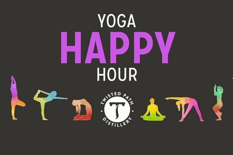 Happy Hour at Healium Hot Yoga