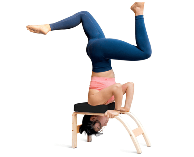 Thundesk Yoga Inversion Bench Headstand