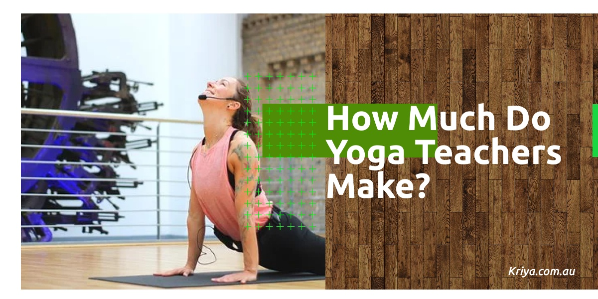 How much do yoga teachers make