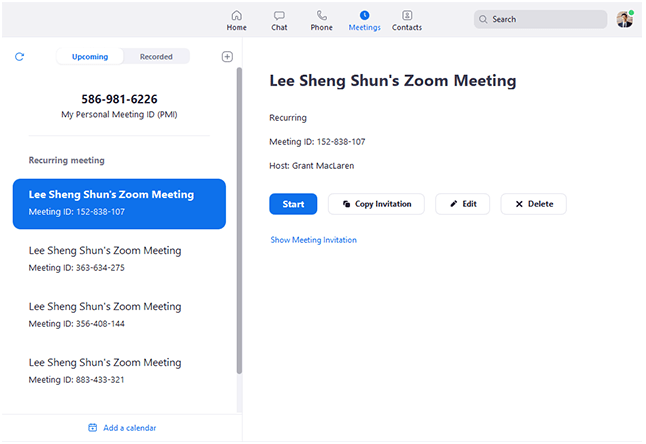 How to share your screen with students on Zoom