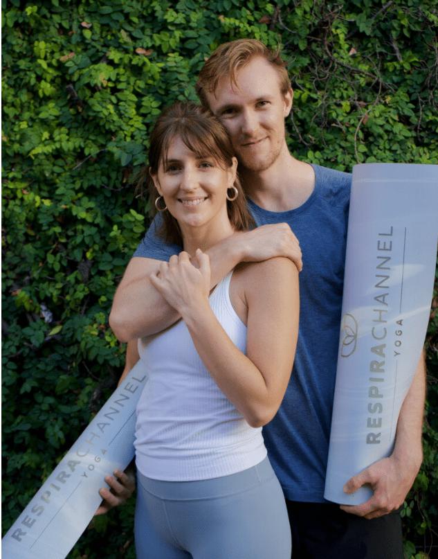Luis and Ama Virtual Yoga Videos - RESPIRA CHANNEL