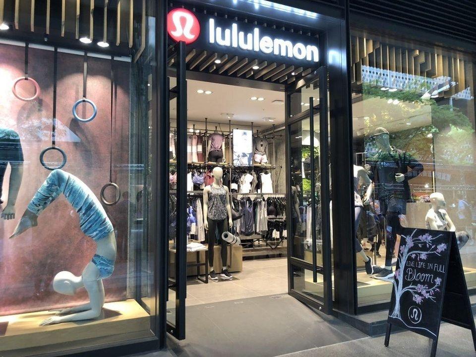 Lululemon Austraia Yoga brand for clothing