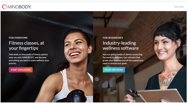 Mindbody Software
