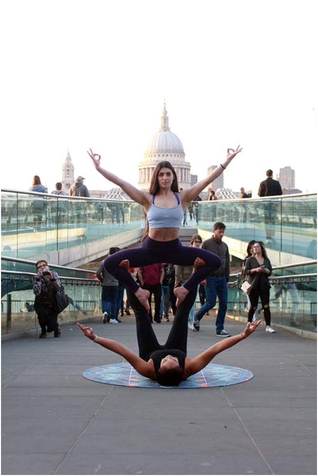 Yoga Misconduct