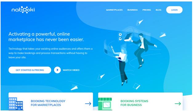 Nabooki software