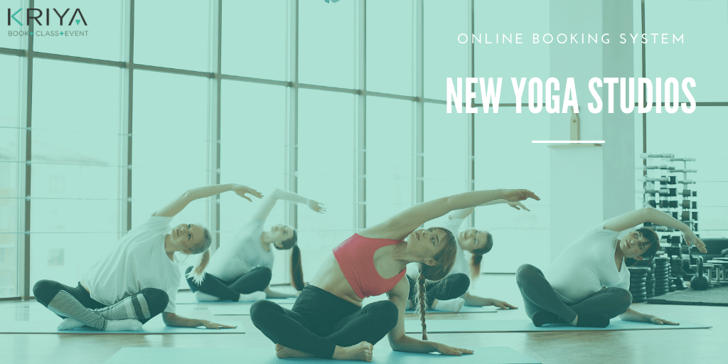 Online Booking System for New Yoga Studios