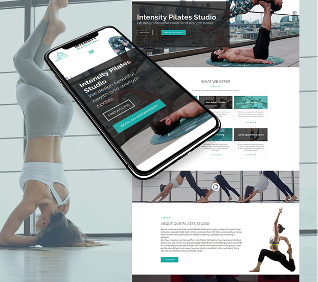 Pilates Booking System