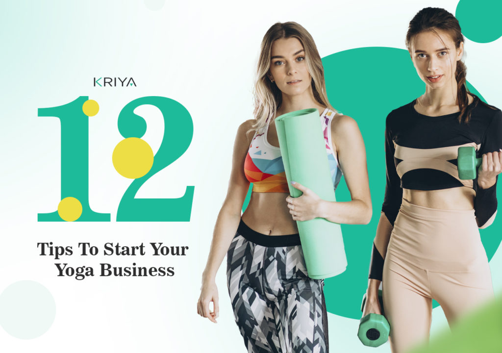 Tips to Start your Yoga Business and Become Yogipreneur