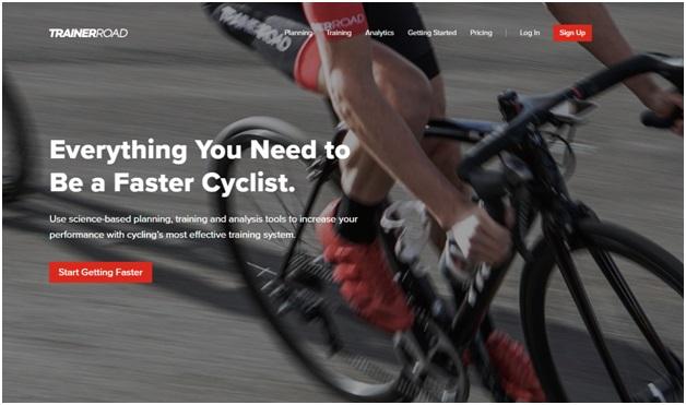 Trainer Road Indoor Cycling App