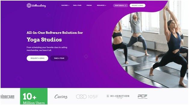 Wellness living software