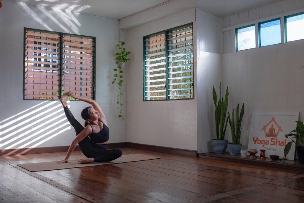 Yoga Classes Online Home Studio Setup