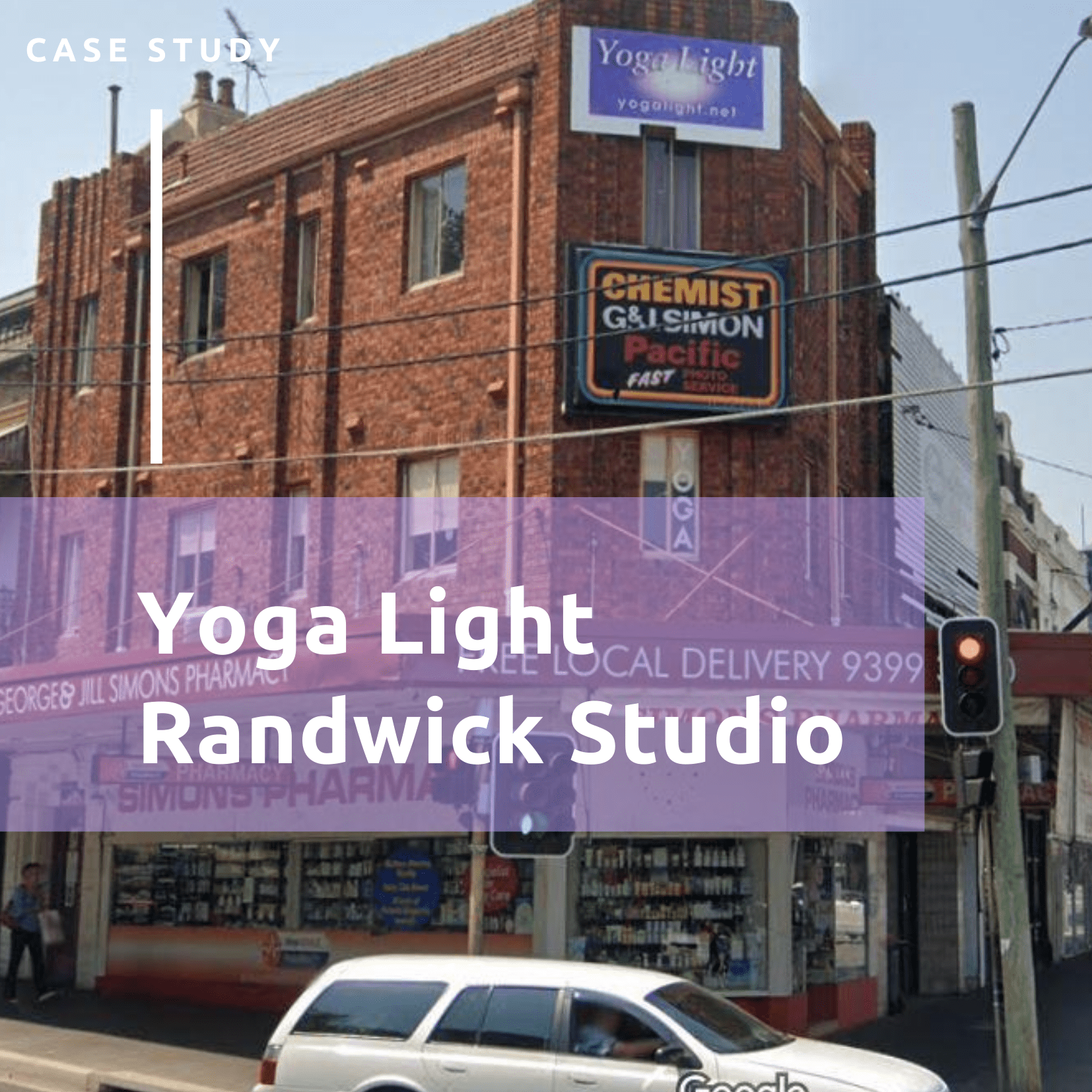 Yoga Light Randwick Studio