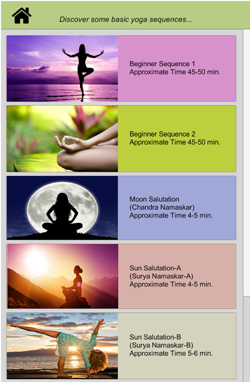 Yoga Sequence Builder App Free