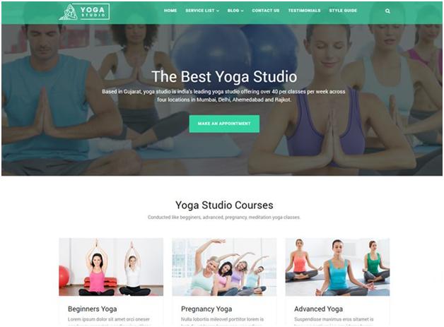 Yoga-Studios-online