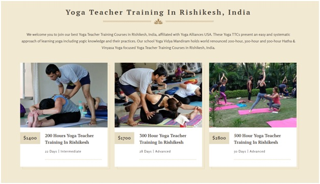 Yoga Vidya Mandrim