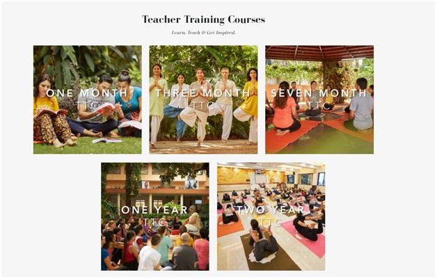 Yoga Institute India
