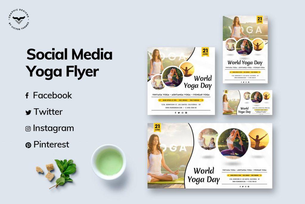 Social Media is awesome marketing platform for Yoga