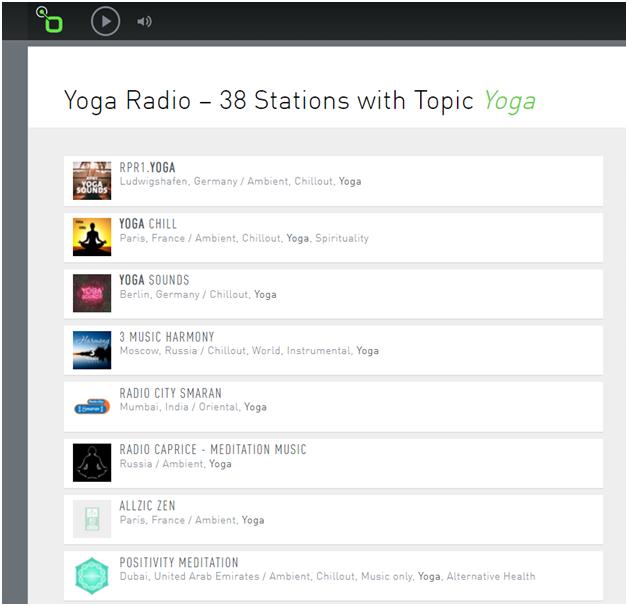 Local media to market your yoga studio