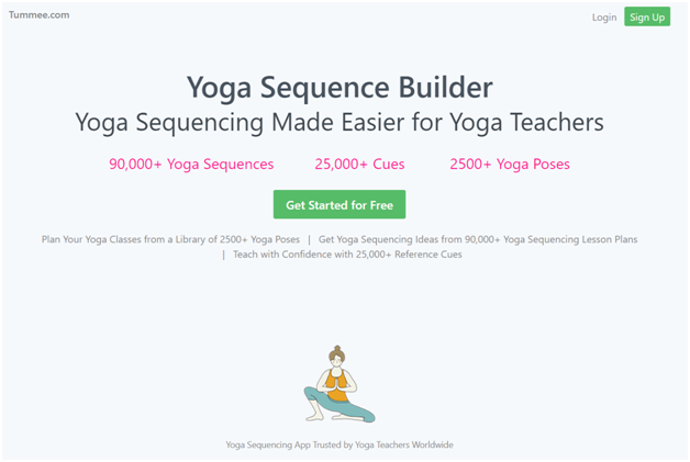 Best Yoga Sequence Builder App
