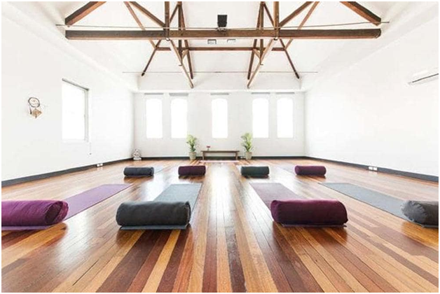Yoga studios for rent Sydney