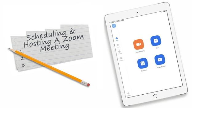 Zoom meetings- Instant or Schedule