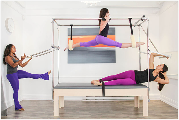 contemporary pilates