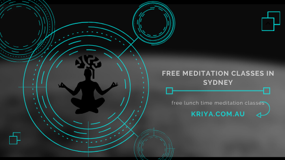 Free Meditation Classes In Sydney