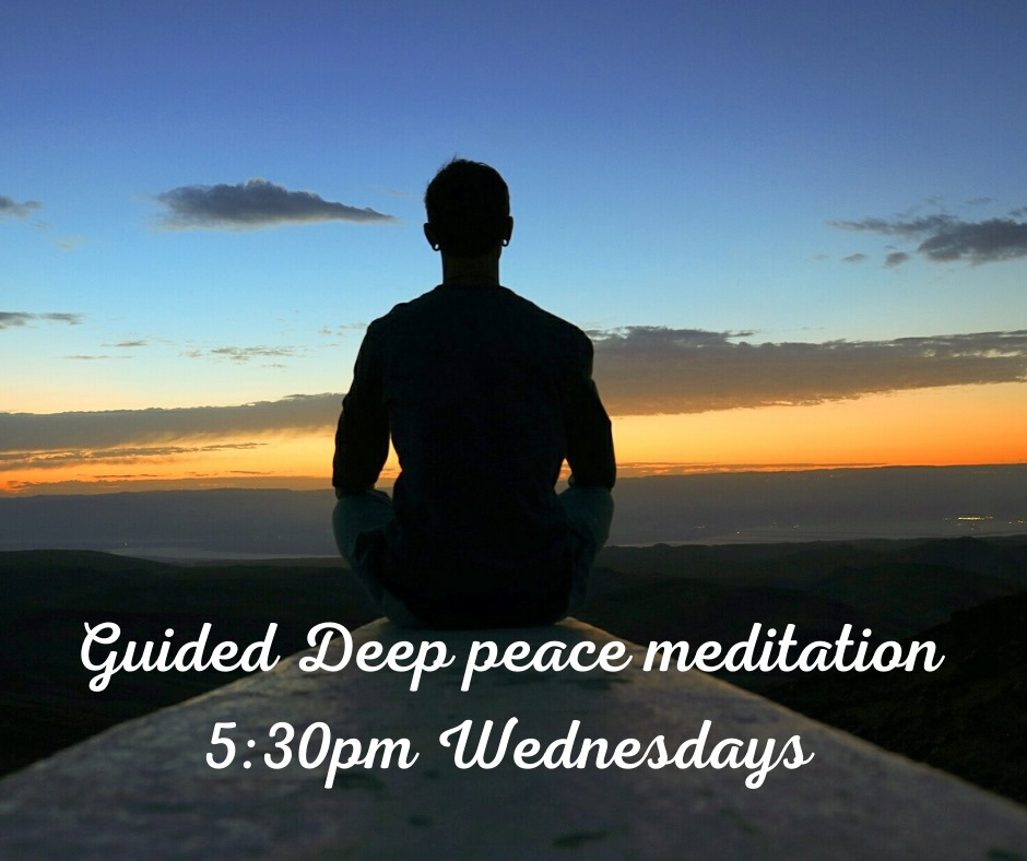 guide deep meditation every wednesday north adelaide