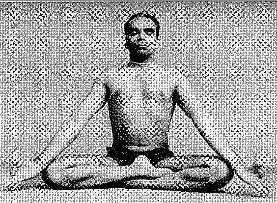 siddhasana centering focus yoga pose to start your class