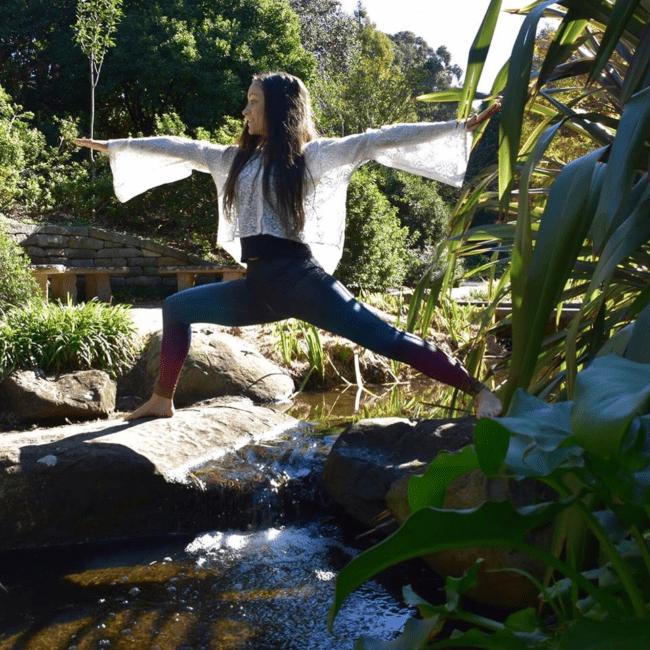 Kahvah Yoga retreat