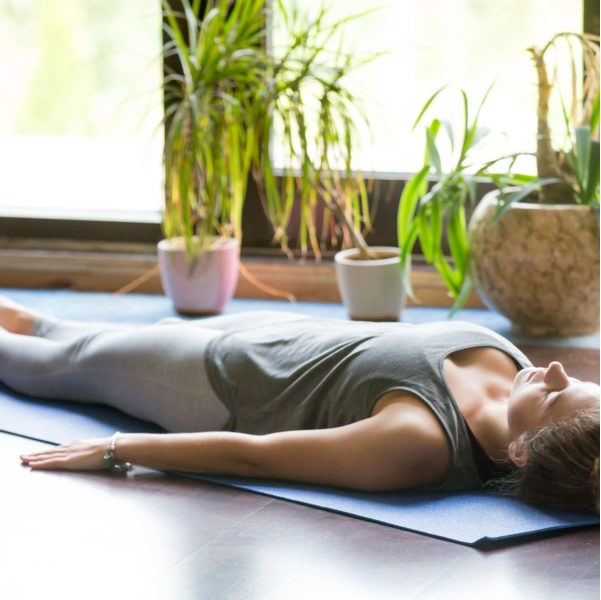 Yoga Nidra and iRest