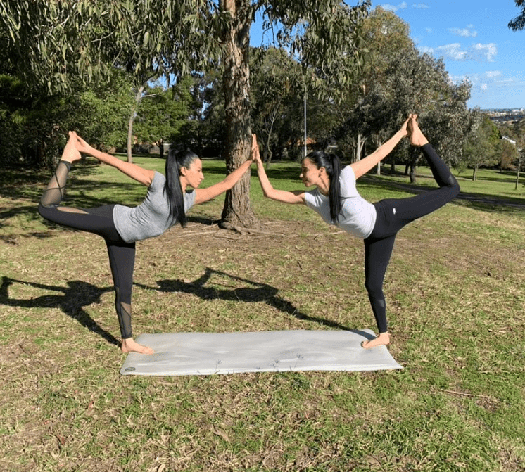 yoga sisters yoga teachers
