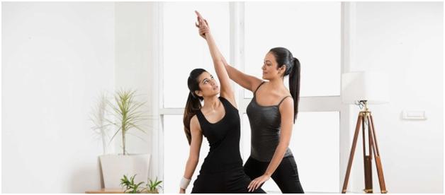 yoga therapist job